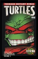 Teenage Mutant Ninja Turtles Colour Classics Volume 3 #11